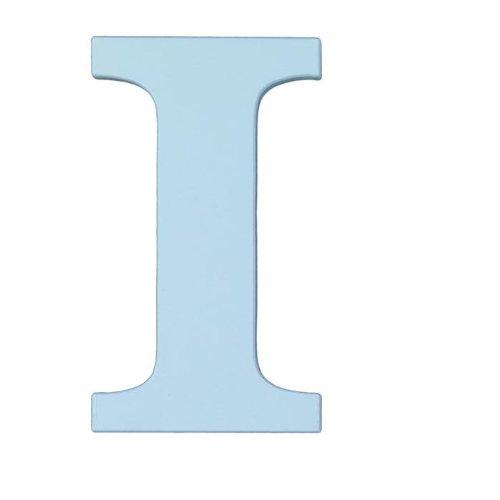 KidKraft Wood Letter - Sky Blue