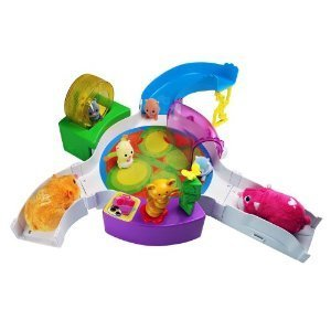 31IwNN4wimL Zhu Zhu Babies Playset TinyTot Baby Gym Hamster Babies Not Included!