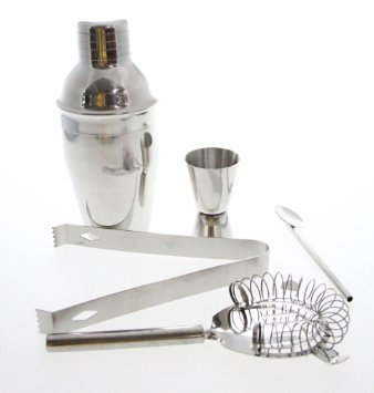 complete-stylish-5-piece-stainless-steel-cocktail-shaker-bartender-tools-set-include-cocktail-shaker