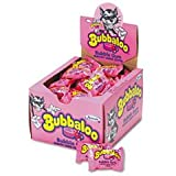 Bubble Gum w/Liquid Center, Individually Wrapped Pieces, 60/Box, Sold as 1 Box