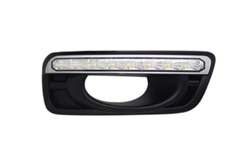 Moto-777 Auto Part Daytime Running Light DRL for Dongfeng Honda CITY 2011-2013