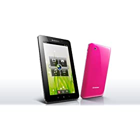 Lenovo Ideapad A1 22282PU 7-Inch Tablet (Pink)