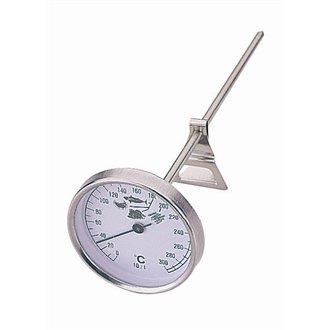20Restauration J203Poêle à frire, thermomètre, plage de température?: 0°C-300°C