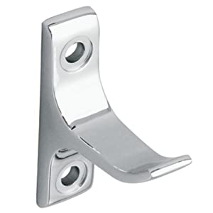 Moen 902 Economy Robe Hook, Chrome
