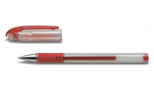 Pilot G3 Gel Ink Rollerball Pen - Bolígrafo (Rojo, Negro)