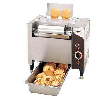 APW Wyott M-95-2FD Bun Grill Toaster