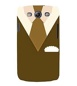 Winter Wear Design 3D Hard Polycarbonate Designer Back Case Cover for Samsung Galaxy S3 :: Samsung Galaxy S3 i9300