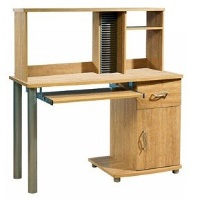 Buy Low Price Comfortable South Shore 3175076 – Westport Collection Computer Desk with Hutch.. (B000XXUEK0)