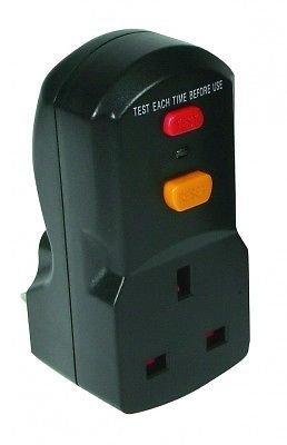 Defender Rcd Plug & Socket 240V 13Amp