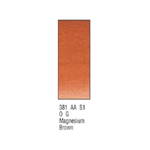 Winsor newton & artists-aquarelle-magnesiumbraun - 5 ml