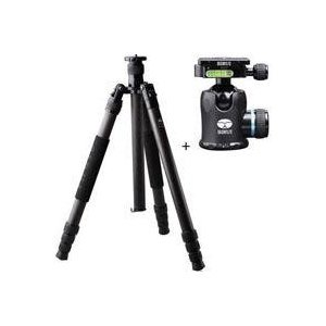 SIRUI M-3204 4 Section Carbon Fiber Tripod, Max Height 69