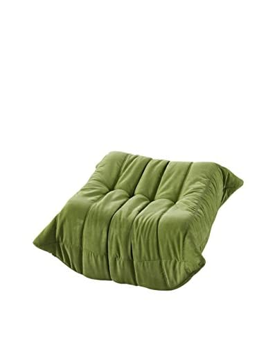 Modway Waverunner Ottoman, Green