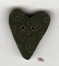 Image of Medium Green Nancy's Heart (B003SHQJUM)