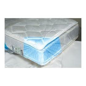 BOXPMB3359 - 33 x 59 1/2 - 1.1 Mil Mattress Bags