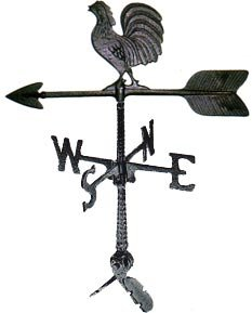 montague-metal-products-24-inch-weathervane-with-rooster-ornament