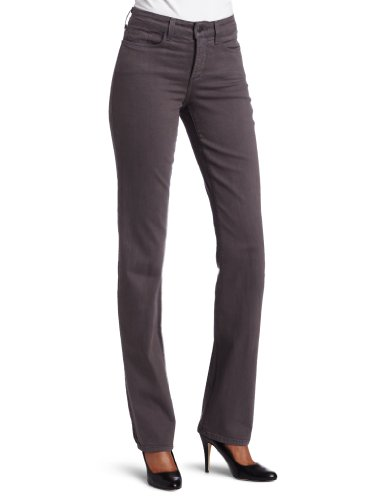 NYDJ Women's Petite Marilyn Straight Jeans with Back Pocket Detail