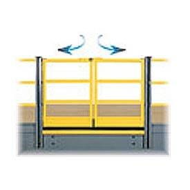 Cheap Amp Discount Baby Swing Gate Swing Gate 3 Rail 6lx42 Quot H