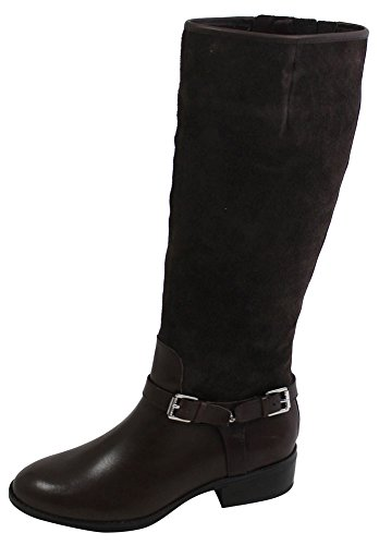 Ralph Lauren Women's Marion Leather Riding Boots