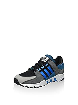 adidas Zapatillas Equipment Running S (Negro / Gris / Azul)