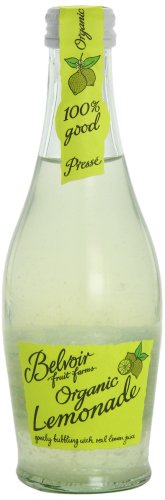 Belvoir Organic Homemade Lemonade 250 ml (Pack of 24)