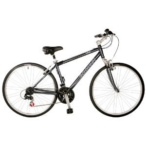 700c Men's Trail Way Bike : Hybrid Bicycles : Sports & Outdoors