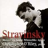 Stravinsky: Histoire du Soldat, Petrouchka, Apollo / Piano Solo