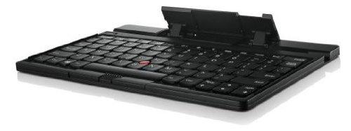 レノボ・ジャパン ThinkPad Tablet 2 Bluetoothキーボード (本体スタンド付) - 日本語 0B47358