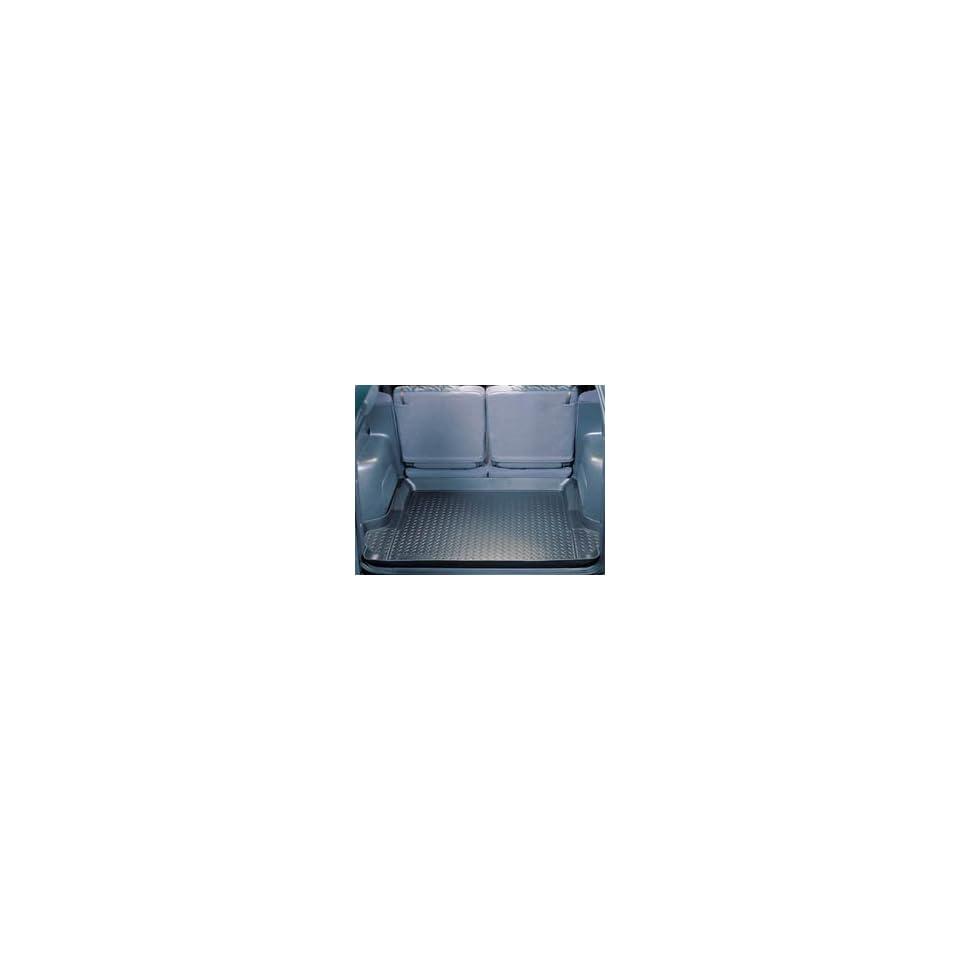 Husky Liners 25602 Gray Rubber Custom Fit Cargo Liner