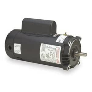 A o smith sk1202 2 hp 230 volt 11 2 amps 56c frame pool for Ao smith pump motors