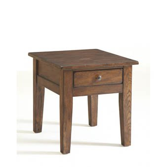 Cheap Broyhill Attic Heirlooms End Table in Rustic Oak (3399-02)