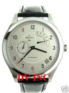 Zenith Class Reserve De Marche Men's Automatic Watch 03-0520-6850-02-C492