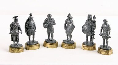 Buy Low Price Westair Museum Reproductions Roman Military Figures Miniature, Set of 6 (B004Y7N56Q)