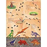 Diggn For Dinos 54x108 Table Cover