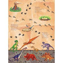 "Diggn' For Dinos 54""x108"" Table Cover - 1"