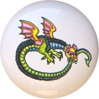 Dragon Design18 Drawer Pull Knob