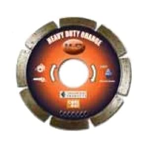 Diamond Products Core Cut 11242 4-Inch by 0.070 by 7/8-Inch Heavy Duty Orange Small Diameter Segmented Blade at Sears.com