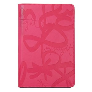 Lightwedge Verso Artist Series Bright Pink Urban Calligraphy By Sisters Gulassa - Kindle E-Reader Cover - Lw-Vr008-954-23