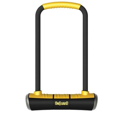 OnGuard Pitbull LS Bicycle U-Lock w/ Bracket - 8002