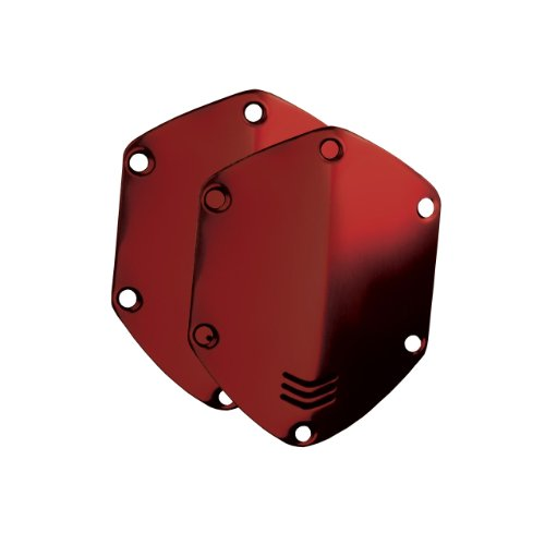 V-Moda Crossfade On-Ear Headphone Metal Shield Kit (Red)