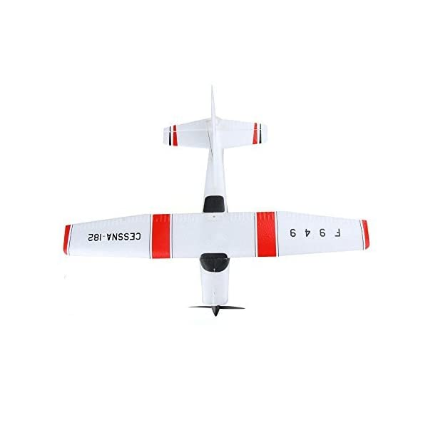 KKmoon-F949-24G-3Ch-RC-Airplane-Fixed-Wing-Plane-Outdoor-toys-Drone