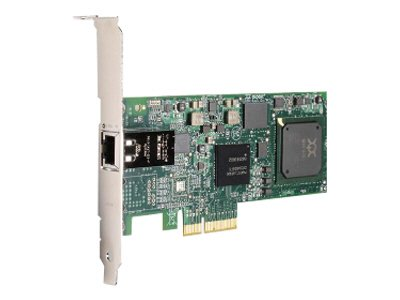 QLOGIC 1GB PCIE ISCSI SINGLE PORT HBA Network Adapter Fast & Gigabit Ethernet Wired