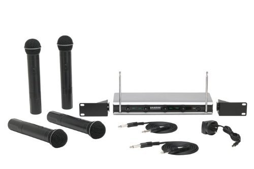 Samson Swv466Sht6A Handheld Wireless Microphone