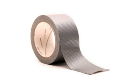 """Silver Color Duct Tape 2"""" x 60 Yards 7 Mil Thick Economy Grade Adhesive 12 Rolls"""