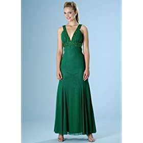 Jessica Mcclintock Prom Dresses - Green Prom Dress