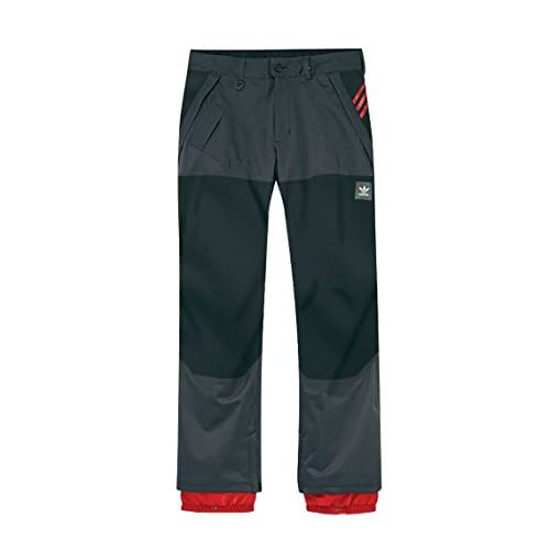 (アディダス) adidas ボードパンツ Major Stretchin It Snowboard Pants S89039 BLACK Lサイズ