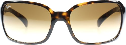 Ray-Ban 4068 710/51 Tortoiseshell 4068 Square Sunglasses Lens Category 2