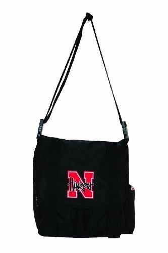 NCAA Nebraska Cornhuskers Sitter Diaper Bag - 1