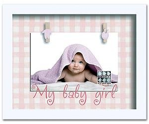 Adorable BABY GIRL Clothes Clips series by Sixtrees