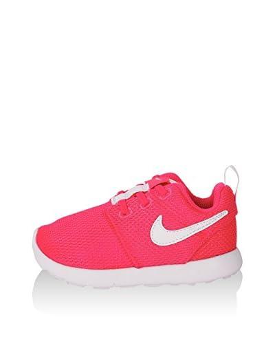 Nike Sneaker Nike Roshe One (Tdv) [Fucsia/Bianco]