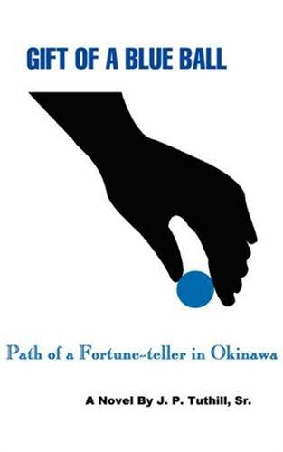 Geschenk für einen blauen Ball: Pfad von einem Fortune-te